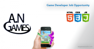 AN Games Job Poster